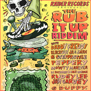 G DUPPY - The Rub It Up Riddim