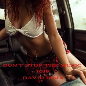 DAVID DIMA - Don't Stop The Music