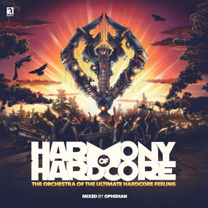 VARIOUS - Harmony Of Hardcore 2019 (Explicit)