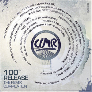 VARIOUS/HALLEX M - 100th Release, The Remix Compilation