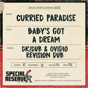 CURRIED PARADISE - Baby's Got A Dream