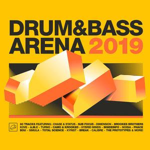VARIOUS - Drum&BassArena 2019
