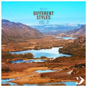 DESIB-L/INWARD UNIVERSE/DJ ARTAK - Different Styles Vol.8