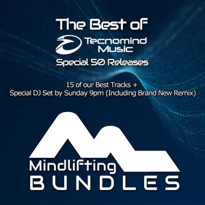 VARIOUS - The Best Of Tecnomind Music (Special 50 Releases)