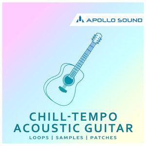 APOLLO SOUND - Chill-Tempo Acoustic Guitar (Sample Pack WAV/APPLE/REASON)