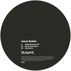 JAMES RUSKIN - Reality Broadcast Off