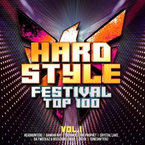 VARIOUS - Hardstyle Festival Top 100 Vol 1