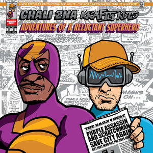 CHALI 2NA/KRAFTY KUTS - Adventures Of A Reluctant Superhero