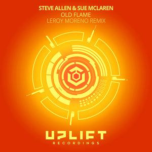STEVE ALLEN & SUE MCLAREN - Old Flame