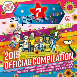 VARIOUS/HIMSELF - Street Parade 2019 Official Compilation (Mixed By Himself) (Colours Of Unity)