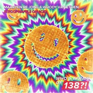 MAARTEN DE JONG & WOODY VAN EYDEN - Stroopwafels On Acid