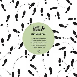 JAMES RUDIE/SZAJNA/CAPTAIN OVER/XTRA BRUX/TREV/ISHFAQ - Body Music Vol 1
