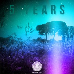 VARIOUS/EWAN RILL - 5 Years Of Symmetric
