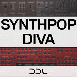DEEP DATA LOOPS - Synthpop Diva (Sample Pack DIVA Presets)