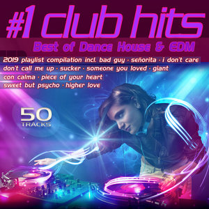 VARIOUS - #1 Club Hits 2019 - Best Of Dance, House & EDM Playlist Compilation