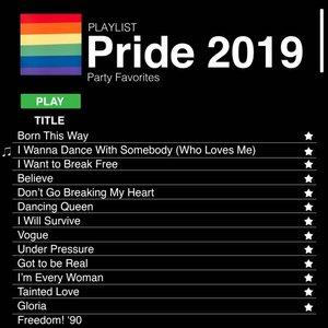VARIOUS - Pride 2019 (Party Favorites)