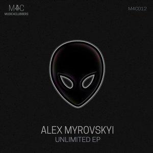 ALEX MYROVSKYI - Unlimited EP