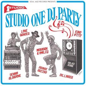 VARIOUS - Soul Jazz Records Presents: Studio One DJ Party