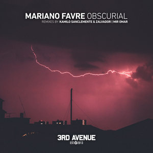 MARIANO FAVRE - Obscurial