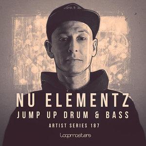 NU ELEMENTZ - Jump Up Drum & Bass (Sample Pack WAV/APPLE/LIVE/REASON)