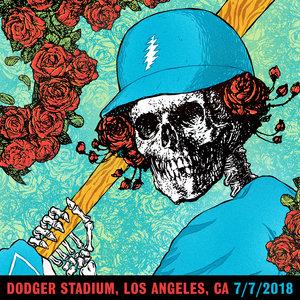 DEAD & COMPANY - Dodger Stadium, Los Angeles, CA 7/7/18 (Live)