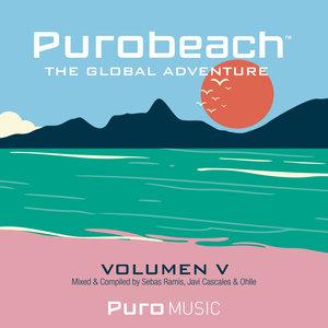 VARIOUS/SEBAS RAMIS/JAVI CASCALES/OHLLE - Purobeach Vol  Cinco The Global Adventure