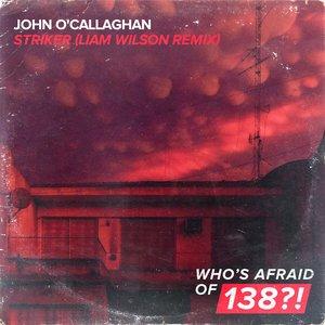 JOHN O'CALLAGHAN - Striker