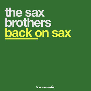 THE SAX BROTHERS - Back On Sax