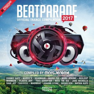 VARIOUS - Beatparade 2017 (Official Trance Compilation) (Compiled By Marc Jerome)