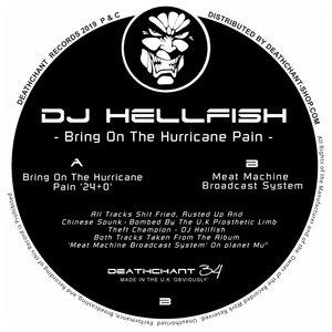 DJ HELLFISH - Bring On The Hurricane Pain