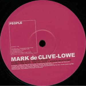 MARK DE CLIVE-LOWE feat KIM PATERSON - Better Days/Chocolate Sunday