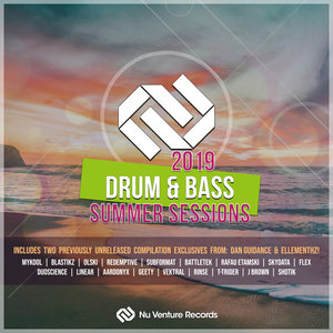 NU VENTURE RECORDS/VARIOUS - Drum & Bass: Summer Sessions 2019 (unmixed tracks)
