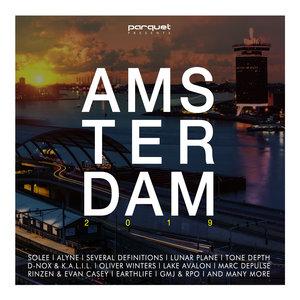 VARIOUS/PARQUET RECORDINGS - Amsterdam 2019 - Presents By Parquet Recordings