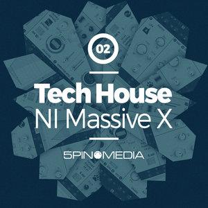 5PIN MEDIA - Tech House NI Massive X (Sample Pack Massive Presets)