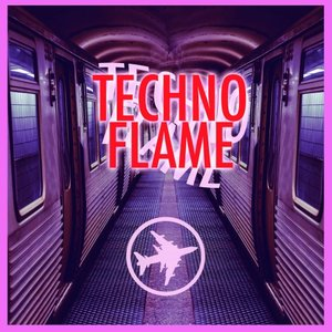 AIBOHPONHCET/ORGANIC NOISE FROM IBIZA/SUPERSONIC LIZARDS/COSMIC PHOSPHATE & D33TRO7 - Techno Flame
