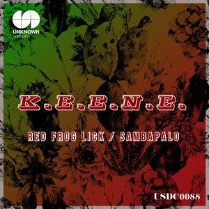 KEENE - Red Frog Lick