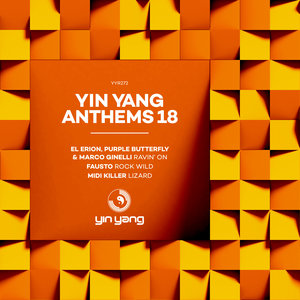 EL ERION & PURPLE BUTTERFLY & MARCO GINELLI/FAUSTO/MIDI KILLER - Yin Yang Anthems 18
