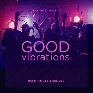 VARIOUS - Good Vibrations Vol 1 (Deep-House Shakers)