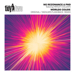 NG REZONANCE/PHD feat HAYLEY COLLEEN - Worlds Collide