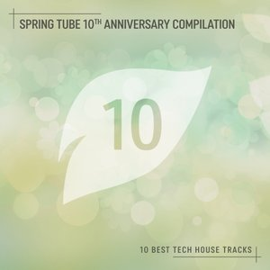 Various - Spring Tube 10th Anniversary Compilation (10 Best Tech House Tracks)