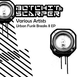JASON SPARKS/SOTO/10 SUI & TRIGGA/KUSH/BACKDRAFT - Urban Funk Breaks II EP