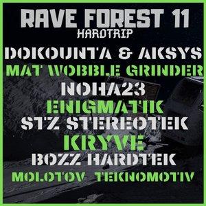 VARIOUS - Rave Forest Vol 11 Hardtrip