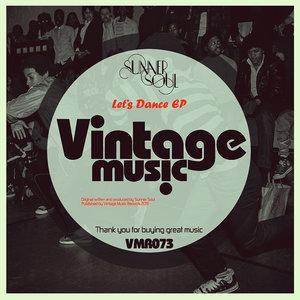 SUNNER SOUL - Let's Dance EP