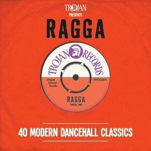 VARIOUS - Trojan Presents: Ragga