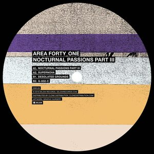 AREA FORTY ONE - Nocturnal Passions Part III