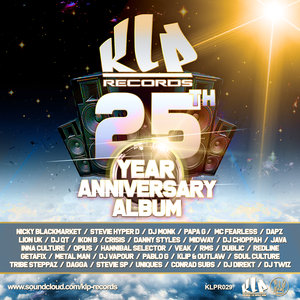 VARIOUS - 25 Years Of Klp Records