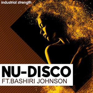 INDUSTRIAL STRENGTH RECORDS - Nu-Disco featuring Bashiri Johnson (Sample Pack WAV)