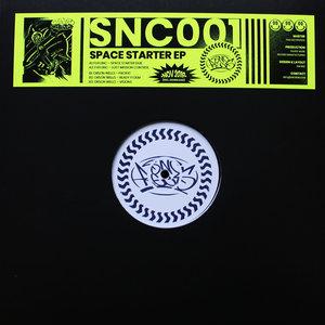 FUFISNC/ORSON WELLS - SNC001 Space Starter EP