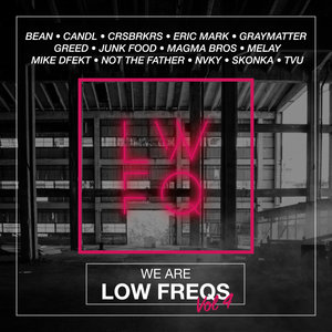 VARIOUS - We Are Low Freqs Vol 4