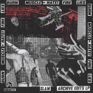 SLAM/VARIOUS - Archive Edits LP